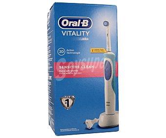 Oral-B Vitality Sensitive Clean cepillo dental recargable con cuerdas extrasuaves 1 unidad 1 unidad