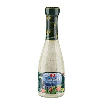 J.R. Salsa Tzatziki para ensaladas monedero 250 ml