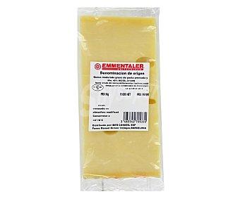 EMMENTALER Queso emmental suizo 250 gramos