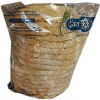 Pan payés blanco cortado 400 g
