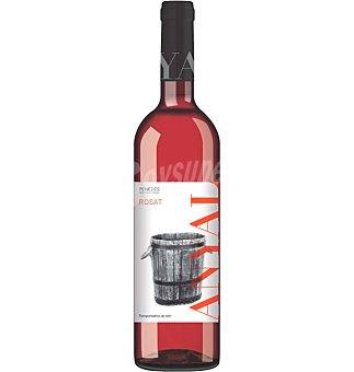 Anyal Vino D.O. penedés rosado 75 cl
