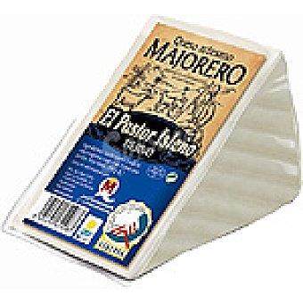 El Pastor Isleño queso de cabra tierno D.O. Majorero cuña 390 g