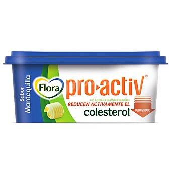 FLORA Margarina con sabor a mantequilla Pro-Activ 250 Gramos