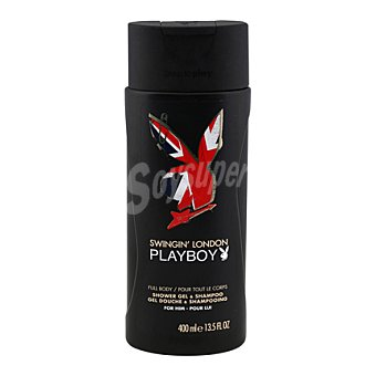 Playboy Fragrances Gel 2 en 1 London 400 ml