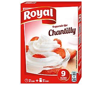 Royal Crema Chantilly 72 g ( 9 raciones )