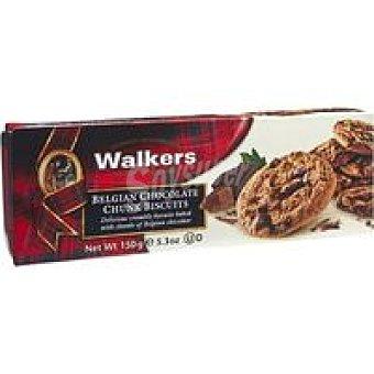 Walkers Galleta choco Chunk Paquete 150 g