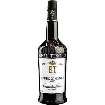 Real Tesoro Pedro Ximenez viejo vino dulce botella 75 cl Botella 75 cl