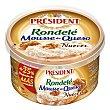 Rondelé mousse de queso nueces para untar Tarrina 125 g Président