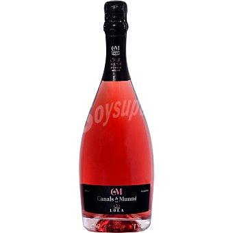 CANALS & MUNNE Cava brut pinot noir rosado botella 75 cl