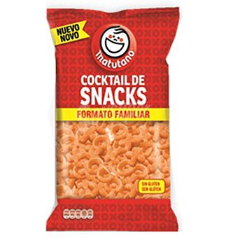 Matutano Cocktail de snacks 250 GRS