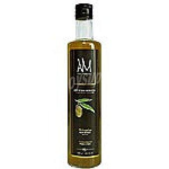 A.M. aceite de oliva virgen extra  botella 500 ml
