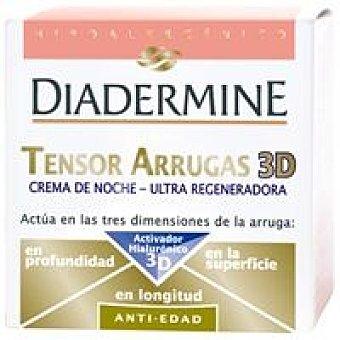 Diadermine Tensor arrugas 3D noche Tarro 50 ml