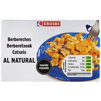 Eroski Berberecho pequeño Lata 63 g