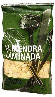 Hacendado Almendra cruda laminada Paquete 125 g