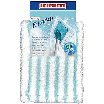 Leifheit Mopa Flexi Pad microfibra lavable recambio Envase 1 unidad