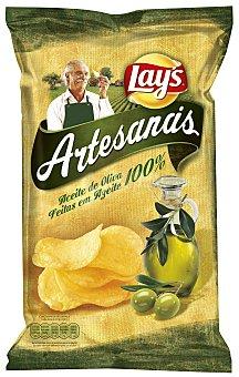 LAY'S Artesanas  Patatas Fritas con aceite de oliva  160 g