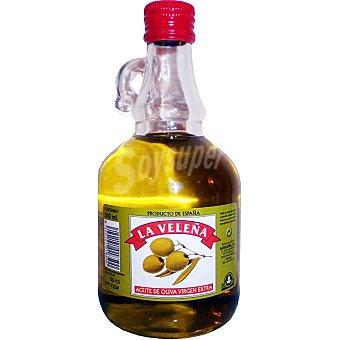LA VELEÑA Aceite de oliva virgen extra Botella 500 ml