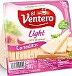 Queso light cortaditas 250 g El Ventero