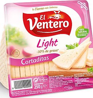 El Ventero Queso light cortaditas 250 g
