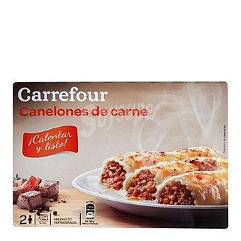 Carrefour Canelones Carne 400 g