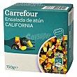 Ensalada californiana de atún 157 g Carrefour