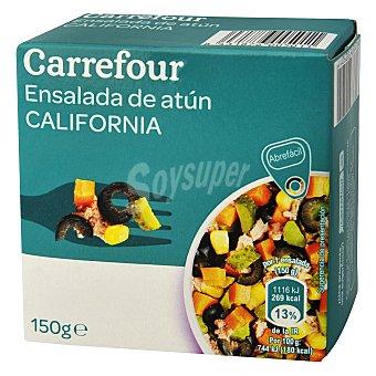 Carrefour Ensalada californiana de atún 157 g