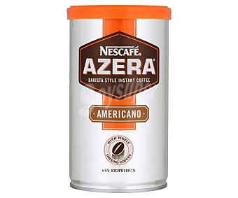 Nescafé Café soluble americano Azera, 100 gramos