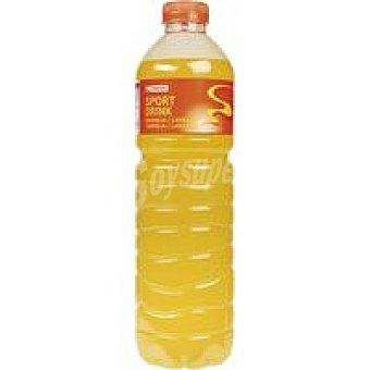 Eroski Bebida isotónica sabor naranja Botella 1,5 litros