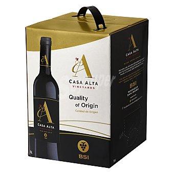 Casa Alta Vino tinto de mesa 5 l