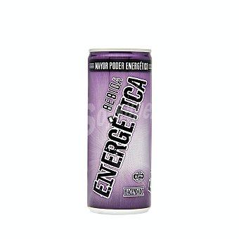 Hacendado Bebida energetica Lata 250 ml