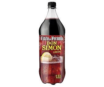 Don Simón Tinto de verano de limón Botella 1,5 litros