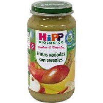 HiPP Biológico Tarrito biológico de fruta-cereales Tarro 250 g