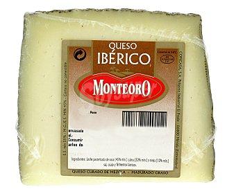 Monteoro Queso Curado Ibérico Mezcla 380g