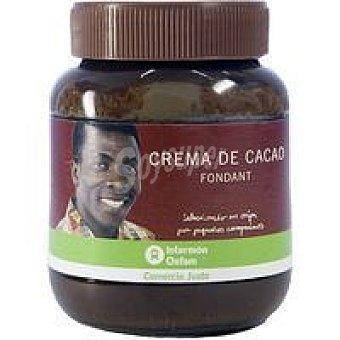 Intermón Oxfam Crema de cacao fondant Bote 400 g