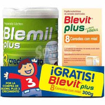 BLEVIT Blemil 3 .Miel300 800+ 8c