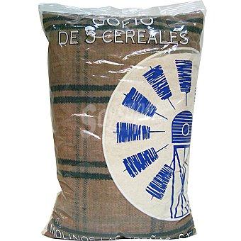 La molineta gofio 5 cereales  paquete 1 kg