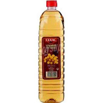 Cesac Vinagre de vino Botella 1 litro