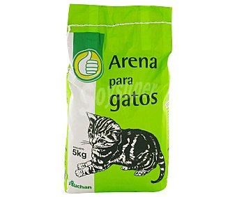 Productos Económicos Alcampo Arena para Gato 5 Kilogramos