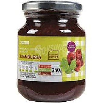 Eroski Mermelada de frambuesa Tarro 340 g