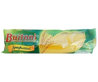 Buitoni Espaguetis Nº 71, pasta de sémola de trigo duro de calidad superior 500 Gramos