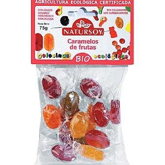 Natursoy bio caramelos 5 sabores biológicos Bolsa 75 g