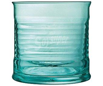 Luminarc Vaso bajo Diabolo con capacidad de , color verde menta y efecto relieve, Diabolo luminarc 0,3 litros