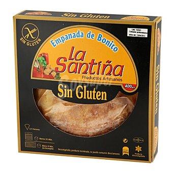 La Santiña Empanada de bonito - Sin Gluten 400 g