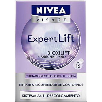 Nivea Crema cuidado reconstructor de día PF-15 Visage Expert Lift Bioxilift Tarro 50 ml