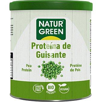 proteína de guisante ecológica