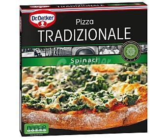 Tradizionale Dr. Oetker Pizza espinaca Caja 360 g