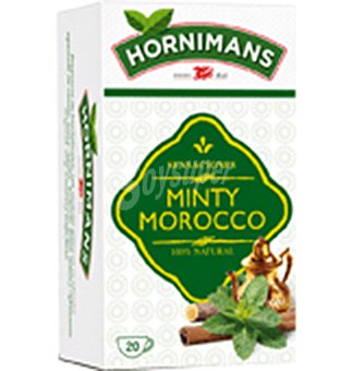 Hornimans Infusiones mint/morocco 20 UNI