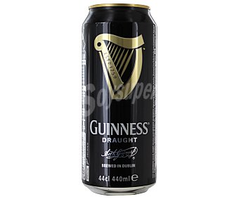 Guinness Cerveza irlandesa negra Lata 44 cl