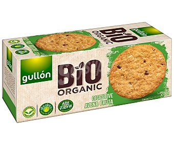 Gullón Galletas Digestive frutas Bio Organic 270 g