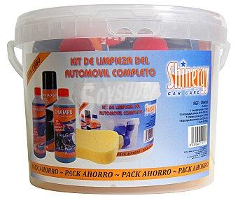 Sinergy Kit de Limpieza Coche